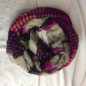 Boho Fashion Infinity Scarf